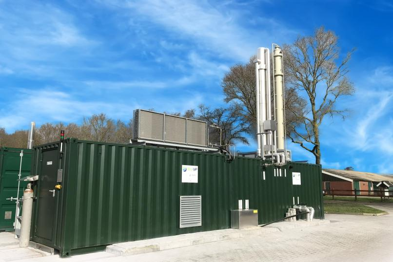 Greenmac_bio_up_biogas_upgrading_plant_green_co2_sustainable_energy