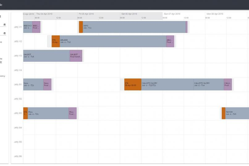 dropboard_scheduling_planning_ports_maritime_1